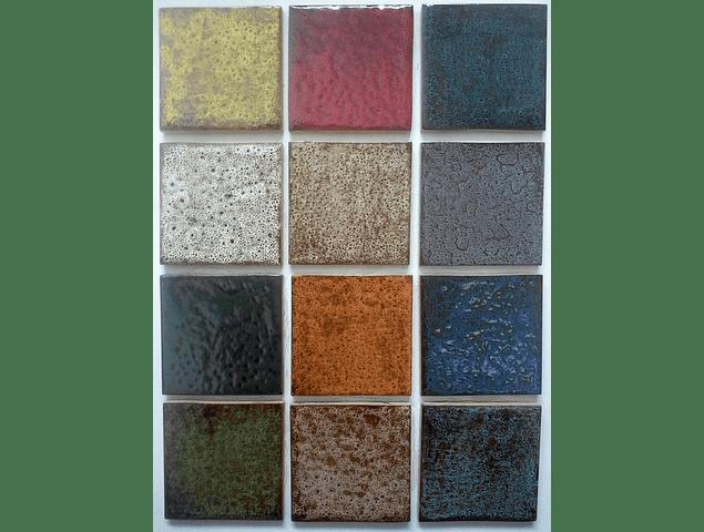 Azulejo 10x10 Cores Rústicas