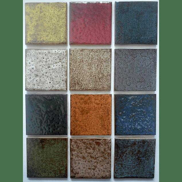 Tile 10 x 10 Rustic Colors