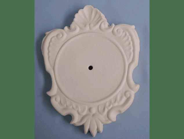 Relógio clássico (em relevo) em Chacota