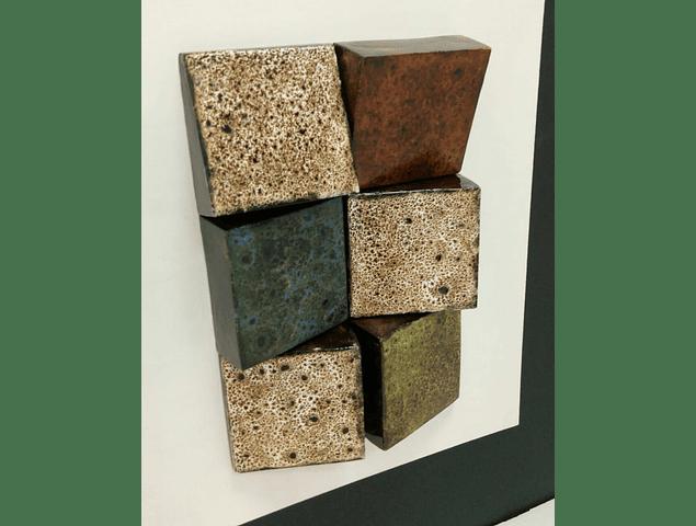 3D Azulejos Especiais - Squares