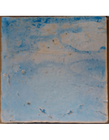 "Ceramic floor ""Memories"" Rustic Tile Line - Watercolor"