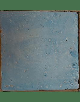 """Piso cerâmico """"Memórias"""" Linha de Azulejos Rústicos - Costa Azul"""