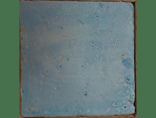 "Ceramic floor ""Memories"" Rustic Tile Line - Costa Azul"