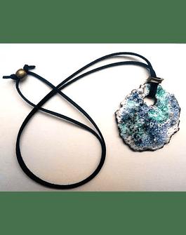 """Necklace """"Mar de Cascais"""" III"""