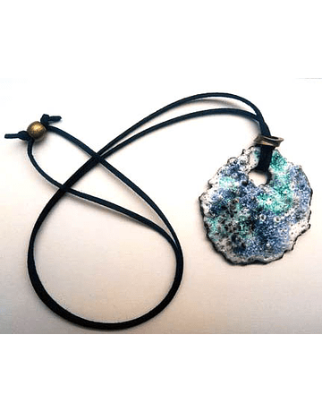 "Necklace ""Mar de Cascais"" III"