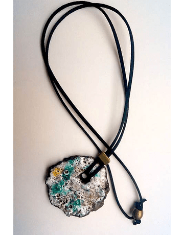 "Necklace ""Mar de Cascais"" IV"