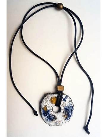 "Necklace ""Mar de Cascais"" V"