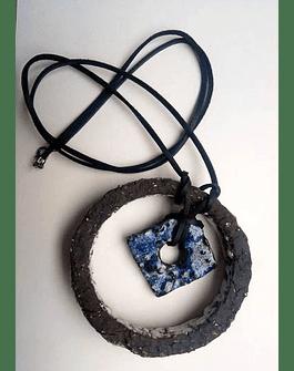 "Necklace ""Mar de Cascais"" VII"