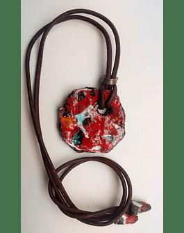"Necklace ""Mar de Cascais"" VIII"