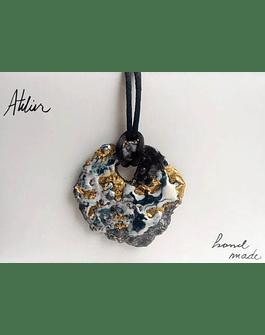 "Necklace ""Mar de Cascais"" IX"