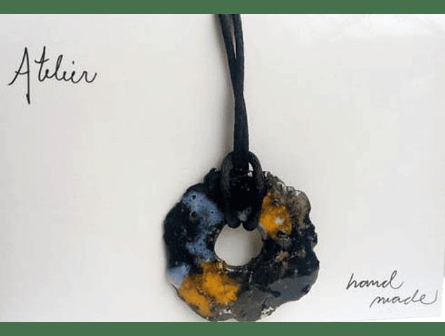 "Necklace ""Mar de Cascais"" XII"