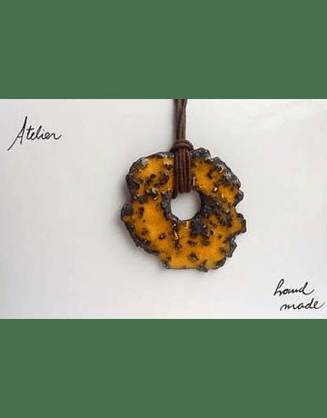"Necklace ""Mar de Cascais"" XIII"