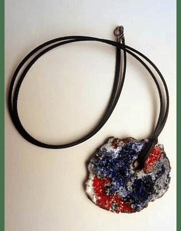 "Necklace ""Mar de Cascais"" XIV"