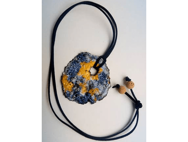 "Necklace ""Mar de Cascais"" XVII"
