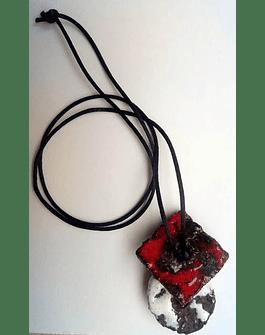 """Necklace """"Mar de Cascais"""" XVIII"""