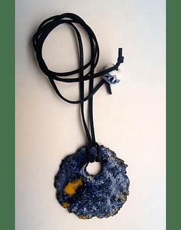 """Necklace """"Mar de Cascais"""" XIX"""