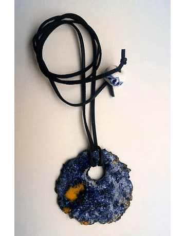 "Necklace ""Mar de Cascais"" XIX"