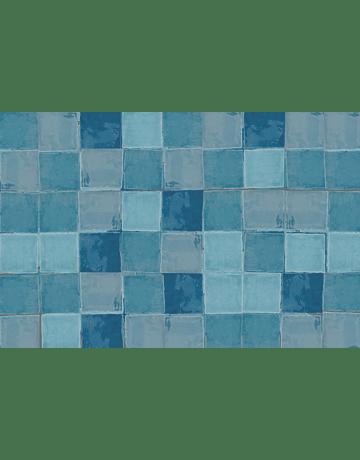Azulejo Artesanal tipo Marroquino - 10x10