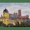 CERAMIC PUZZLE - PENA PALACE colored