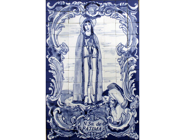 Panel of Our Lady of FATIMA