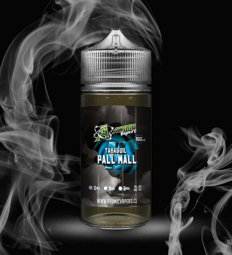 Tabaquil Pall Mall 100 mL