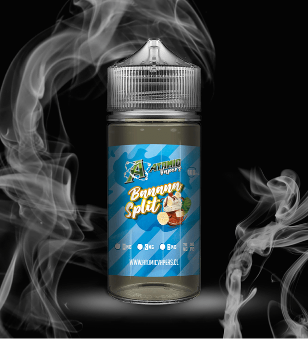 Banana Split 100 mL