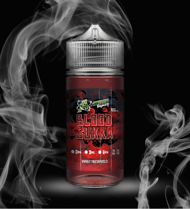 Blood Sukka 100mL