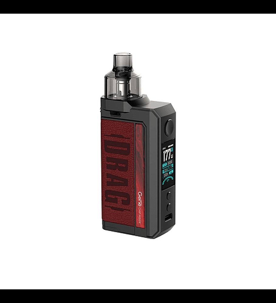 Voopoo - Drag Max Kit With PNP Tank + Líquido de 30 mL de regalo