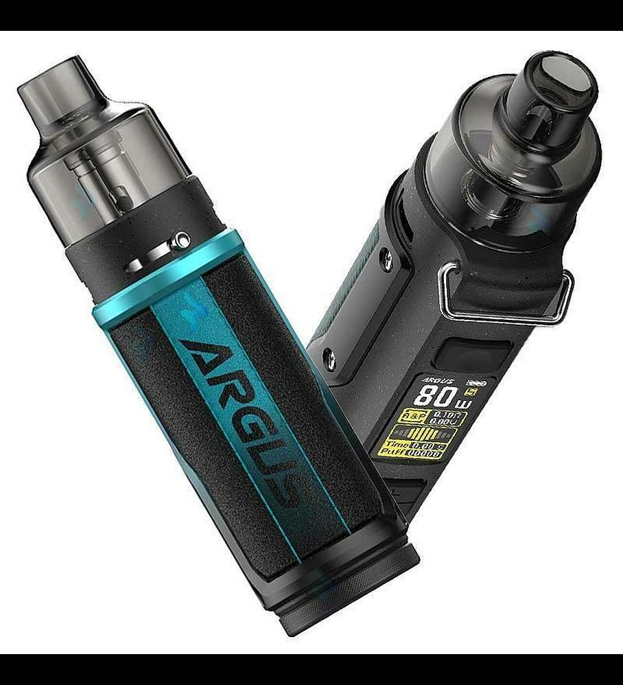 Voopoo Argus Pro Kit + Líquido de 30 mL de regalo