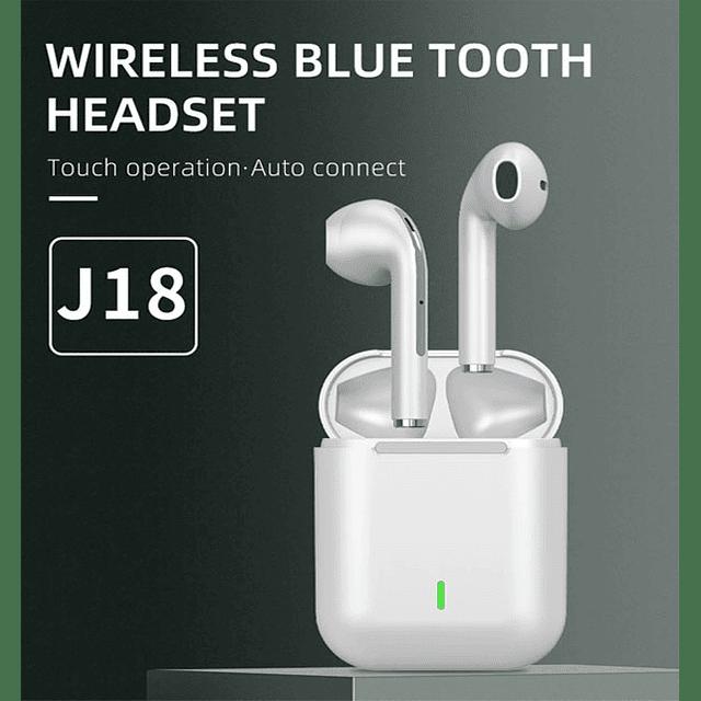 Auricular Inalámbrico J18-TWS
