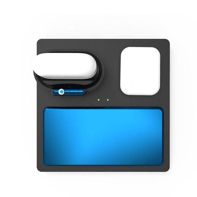 Cargador inalámbrico 4-1 WP03