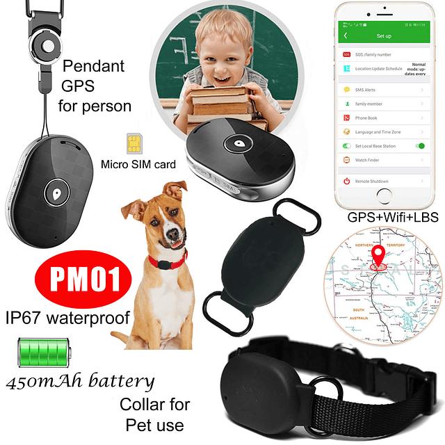 Localizador GPS Mascotas