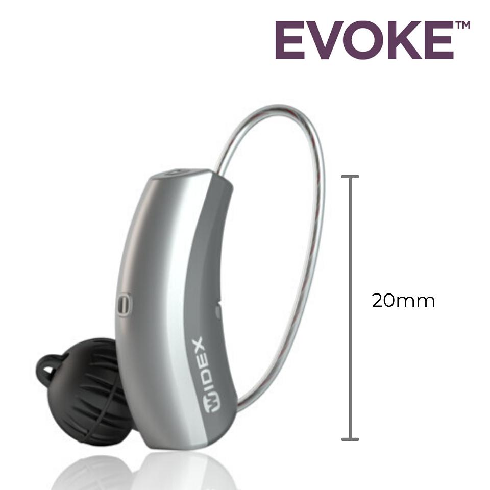 Widex Evoke Ric 10