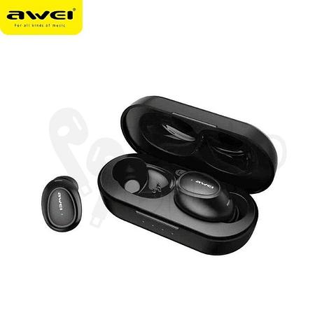 Audífonos Bluetooth T16 con Estuche de Carga