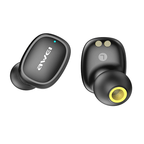 Audífonos Bluetooth T13 con Estuche de Carga