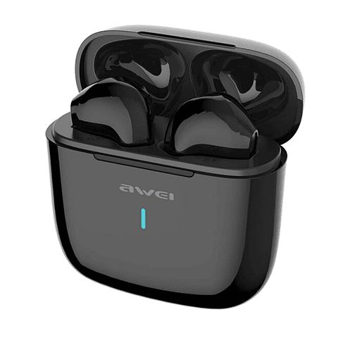 Audífonos Bluetooth T26 con Estuche de Carga