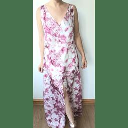 Vestido Amelia Rosa