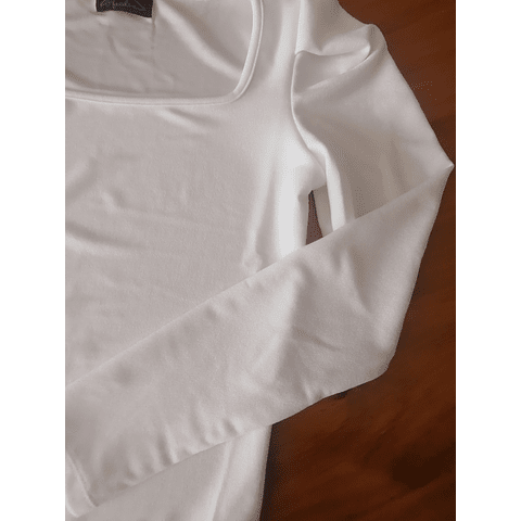 Body Roma Blanco crudo