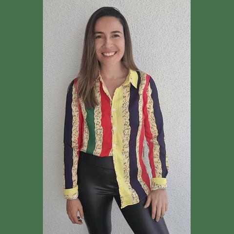 Blusa Magdalena ÚLTIMA XL
