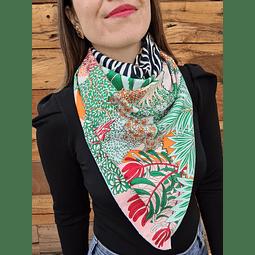 Pañuelo Elizabeth Verde