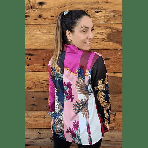 Blusa Maritza Rome SOLO XL