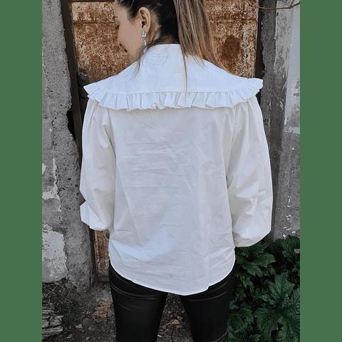 Blusa Diana Blanca