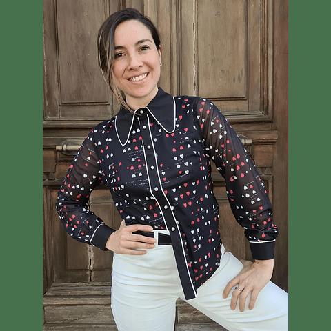 Blusa Eleonora Última en L y XL