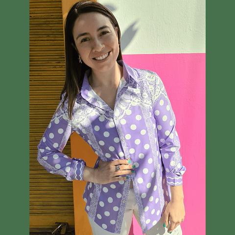 Blusa Lilana M, L. XL