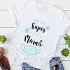 T-Shirt Sou uma Super Mamã