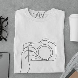 T-Shirt OneLine Photo