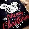 Sweatshirt Natal Disney