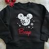 Sweatshirt Natal Disney Família