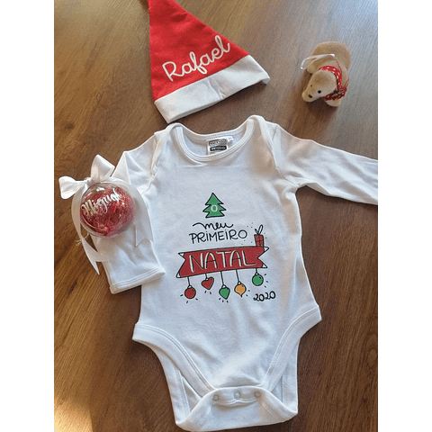 """Body """"O meu primeiro Natal"""""""