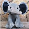Elefante com dados de nascimento
